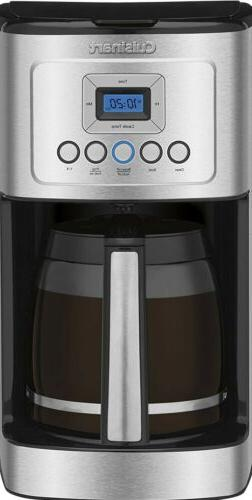 Cuisinart DCC-3200P1 14 Programmable Stainless Steel Coffee Maker