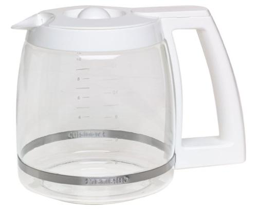 Cuisinart DGB500WRC 12 Cup Replacement Coffee Carafe - White