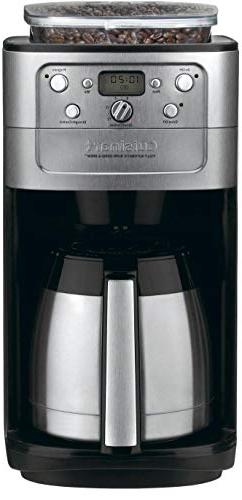 Cuisinart DGB-700RC 12-Cup Replacement Glass Carafe, Black