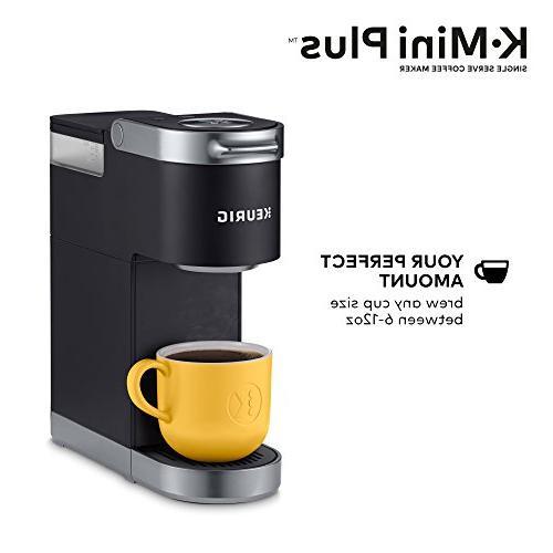 Keurig K-Mini Maker, to 12oz Brew up Pods, Travel Mug Friendly, Matte
