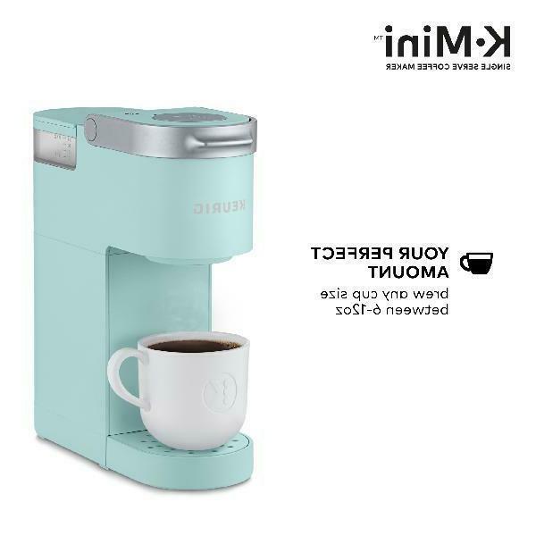 Keurig K-Mini Single Serve K-Cup Pod Coffee Maker, 6-12 oz.