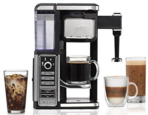 Ninja Coffee Bar Single-Serve System with XL Ninja Hot & Col