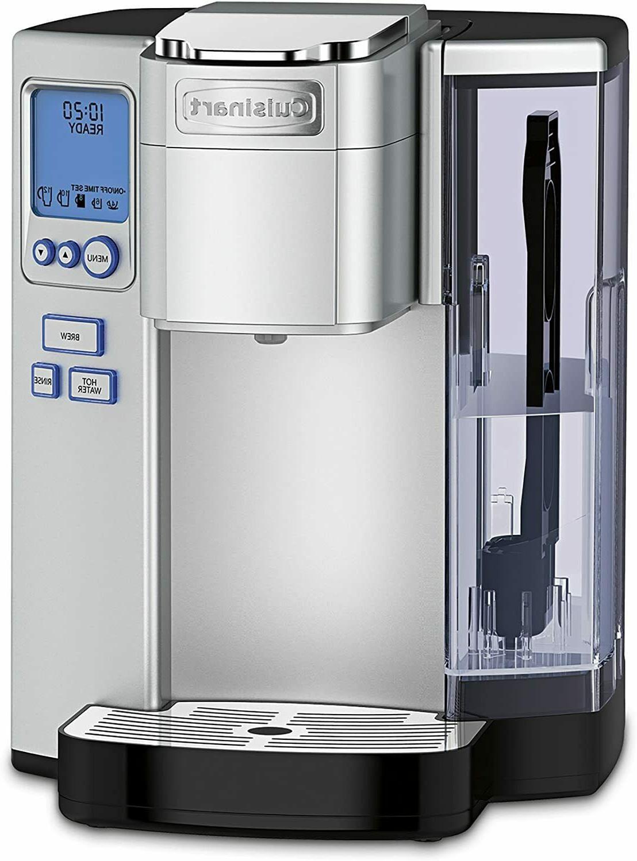 Cuisinart SS-10P1 Premium Single-Serve Coffeemaker Coffemake