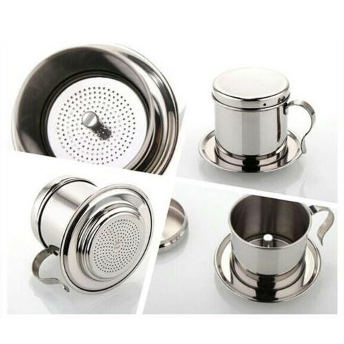 Stainless Steel Coffee Maker Drip Infuser