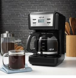 Mr. Coffee 12-Cup Programmable Coffee Maker. Auto Shut-Off F
