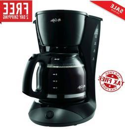 Mr. Coffee 12 Cup Switch Coffee Maker - Black DW13-RB best F