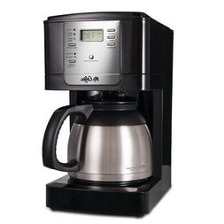 Mr. Coffee Advanced Brew 8-Cup Coffee Maker w-Thermal Carafe