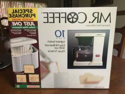 Mr Coffee SR10 Vintage Coffee Maker New! Joltin Joe Dimaggio