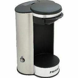 NEW Cuisinart 1-Cup Stainless Steel Brewer CoffeeMaker Coffe