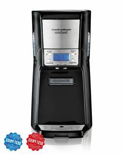 NEW Hamilton Beach 12Cup Coffee Maker Programmable Brewstati