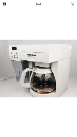 New Under The Cabinet 12 Cup Programmable Spacemaker Coffee