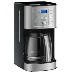 Cuisinart PerfecTemp 14 Cup Programmable Coffee Maker LCD Di