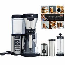 Ninja Coffee Bar, Carafe, Frother, Travel Mug & Grinder