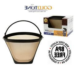 GoldTone Reusable #4 Cone Coffee Filter for ALL Ninja Coffee