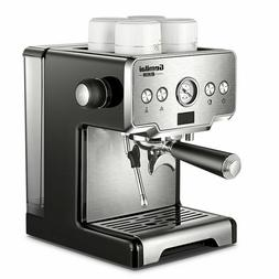 Semi-Auto Italian Coffee Espresso Machines Maker Water Tank