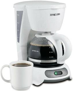 Mr. Coffee Simple Brew 4-Cup Switch Coffee Maker, TF Series