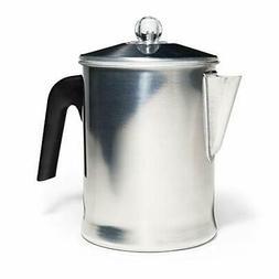 Primula Today Aluminum Stove Top Percolator Maker,Brew Coffe